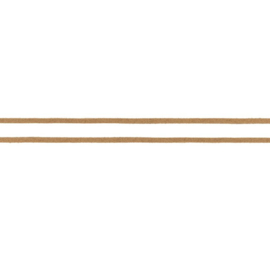 Koord Suedine - Zand  - 3 mm