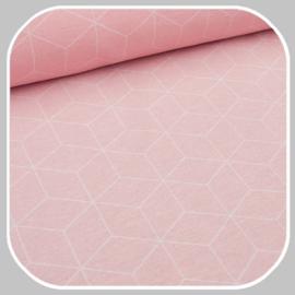 decostof | geo | roze