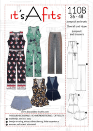 It'S A Fits | 1108 - Jumpsuit en Broek