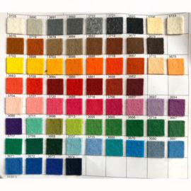 Viltlapje 20 x 30 cm  | kleurnr. opgeven bij opmerkingen