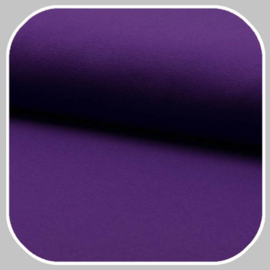 Tricot unicolor  | 047 - Purple