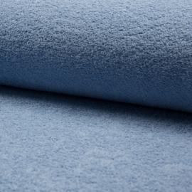badstof katoen  | col. -003  | dusty blue