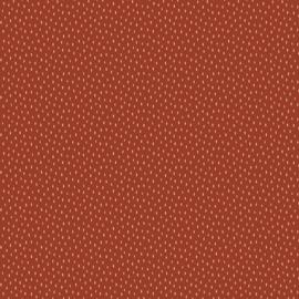 Soft Sweat GOTS - Stripes - Brique