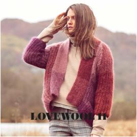 Superkid Mohair Loves Silk - Colourlove |  016 Berry