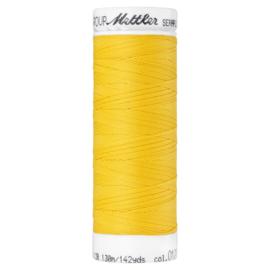 Seraflex - Elastisch garen - kleur 0120 - Zonnebloemgeel