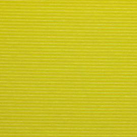 Tricot Stripe - Yellow