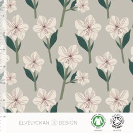 Elvelyckan design | tricot | Amaryllis - Desert | Organic
