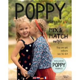Poppy Designed for you |  Editie 16 - Voorjaar - Zomer 2021