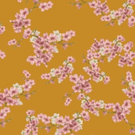 Gots Soft Sweat | Blossom | Ochre