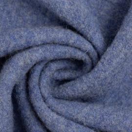 Swafing   Wol Gekookt - Naomi Melange    Blue 1253