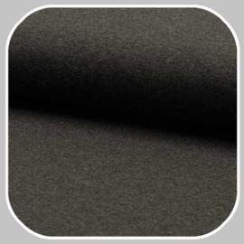 Tricot unicolor  | 168 - Dark grey melange