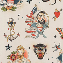 Alexander Henry Fabrics | Tattoo