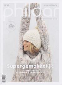 Phildar nr. 163 | herfst - winter 18/19 | Supergemakkelijk