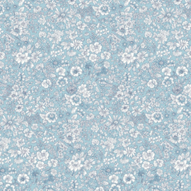 Liberty of London | Emily Silhouette Flower - Blue