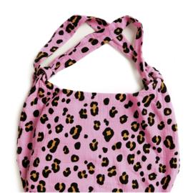 Rico Design | Double Gauze - Baby Cotton - Leo - Acid Pink