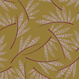 Viscose Stretch | Rosella - Mustard