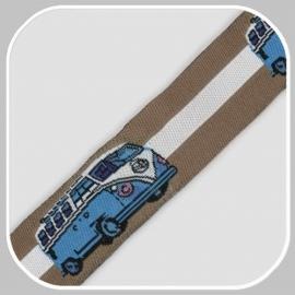 20006 volkswagenbus blauw