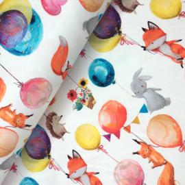 Tricot Print - Ilja Fabrics Amsterdam | Party Time