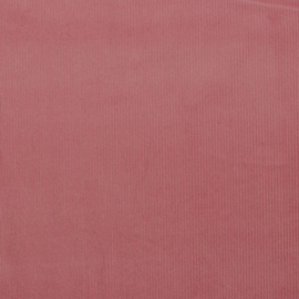 Ribcord washed   8 W stretch   pink