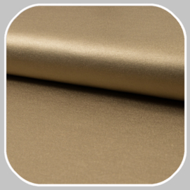 Foil bianca | broekenstof stretch | MR1060-075  gold