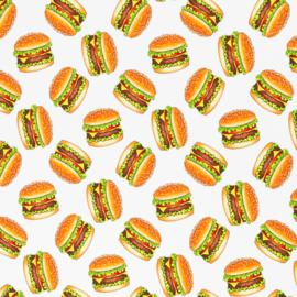 Swafing Tricot Print | Hamburger