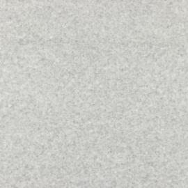 Badstof gelamineerd - waterdicht - Grijs Gemeleerd