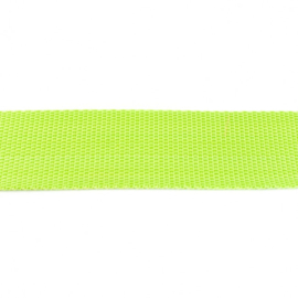 Tassenband Polypropylene | Lime  |  40mm