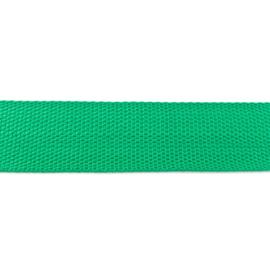 Tassenband Polypropylene | Grasgroen  |  40mm