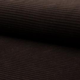 Jersey Corduroy | Dark Brown 058
