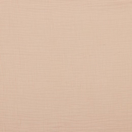 Double Gauze/ Baby Cotton 03959.25 | Soft Salmon