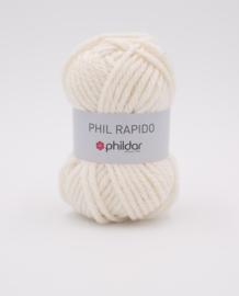 Phil Rapido | Ecru