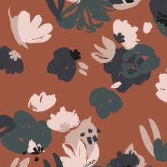 Atelier Brunette | Posie Chestnut | Viscose