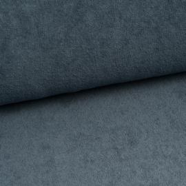 Badstof Stretch | Jeansblauw