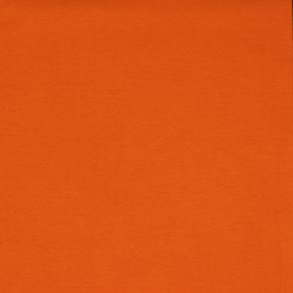 Boordstof - GOTS - Pumpkin Orange 217