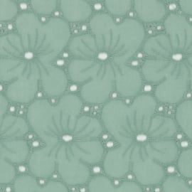 Broderie - Embroidery - Mint