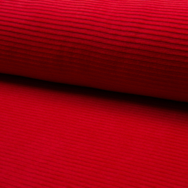 Jersey Corduroy | Red 015