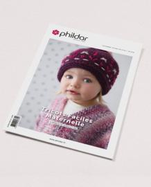Phildar nr. 698 | Eenvoudige modellen voor kinderen