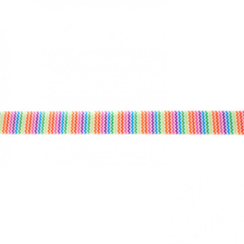 41244 elastisch biaisband zigzag verticaal klein 15mm