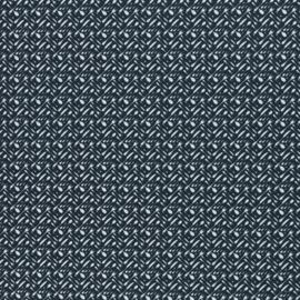 Katoen Print | Swafing - Bestek  - Zwart