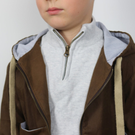 IKATEE   Sam kids - parka, jacket - Unisex 3/12 - Paper Sewing Pattern