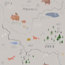 Katia - Soft Shell - Misty Mountains