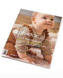 Phildar nr. 703 | Vintage Baby | Geboorte - 18 maanden