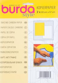 Burda kopierpapier | Geel - Wit