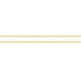 Koord Suedine - Beige - 3 mm