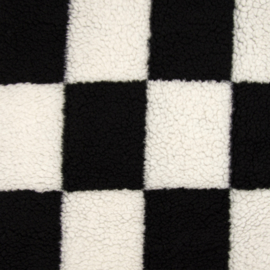 Teddy Lamb Brisbane - Black - White