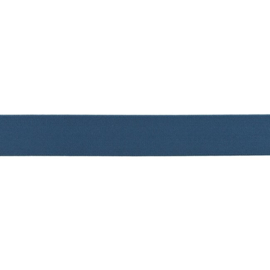 Elastiek uni | 2,5 cm | Jeans