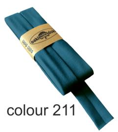 tricot biaisband | petrol | col. 211