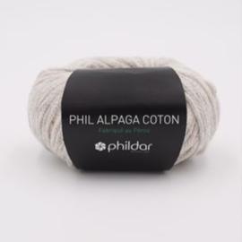 Phil Alpage Coton - Givre