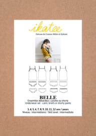 Ikatee Pattern | Belle underwear set - Girl 3/12
