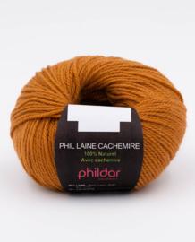 Phil Laine Cachemire | Cannelle